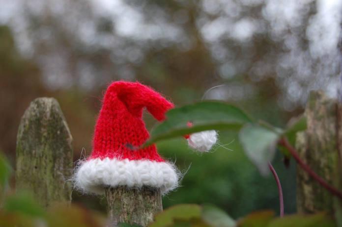 kleine Nikolausmütze stricken