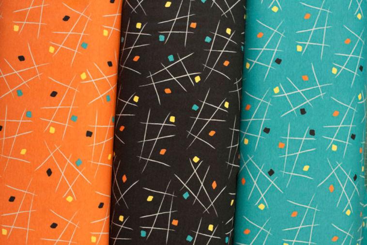 Astrokatze Fancy 50 s Verlosung: 3mal STOFF – ASTROKATZE FANCY 50S