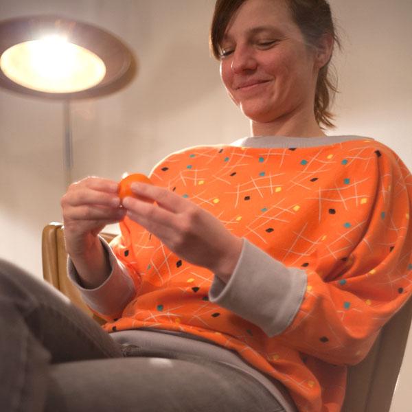 Astrokatze Fancy 50s Sweatshirt Verlosung: 3mal STOFF – ASTROKATZE FANCY 50S