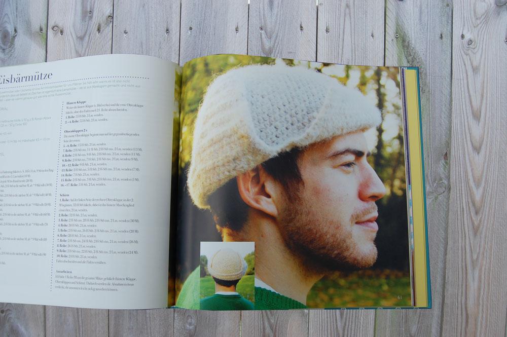 Buchbesprechung Häkeln für Männer Buchbesprechung: Häkeln für Männer von Theo Sundh