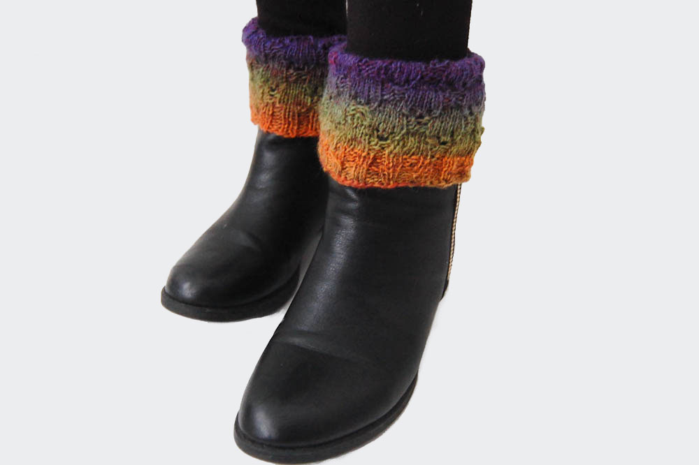 sockshype - Stiefelstulpen stricken