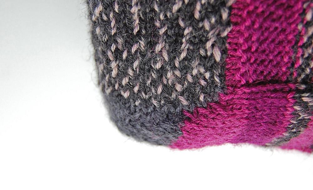 Toe Up Socken - Ferse toe up socken Anleitung: Toe Up Socken stricken