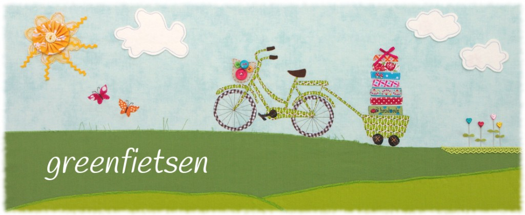 Hübsch gestaltetes Titelbild von greenfietsen