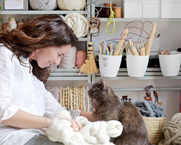 Handarbeiter im Interview – Anette vom Blog Lebenslustiger Anette vom Blog Lebenslustiger im Interview