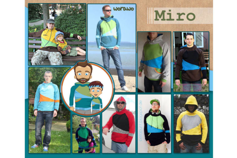 Ebook Miro - Verlosung ebook miro Verlosung: Ebook Miro von Worawo für einen Männerhoody