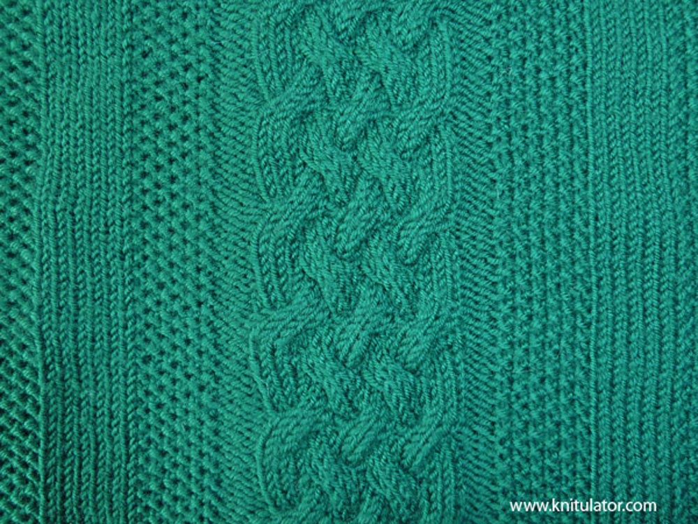 Unique Kindle Strickmuster Image Collection - Decke Stricken Muster ...