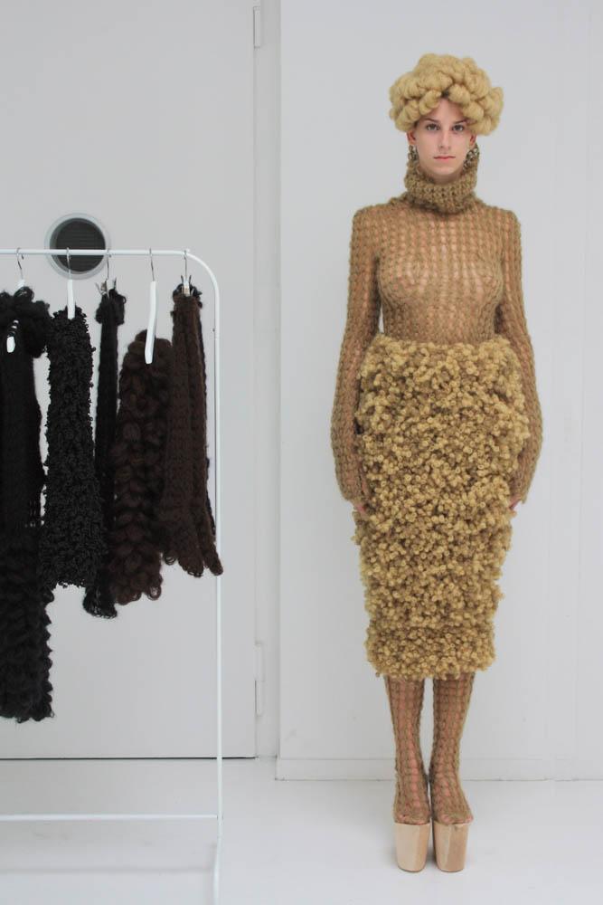 Irina Heemann  Strickdesignerin Irina Heemann im Interview