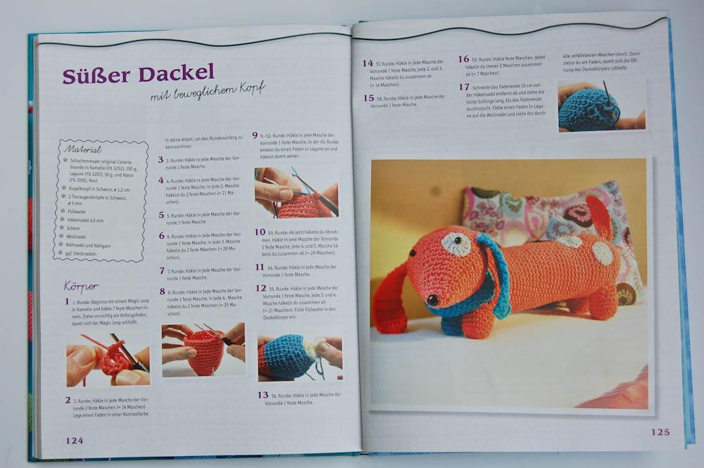 Häkel mit! Neue Ideen aus der Kinderhäkelschule - Dackel