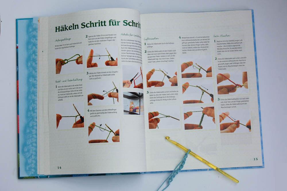 Häkel mit! Kinderhäkelschule - Schritt für Schritt häkel mit! Buchbesprechung: Häkel mit! Neue Ideen aus der Kinderhäkelschule