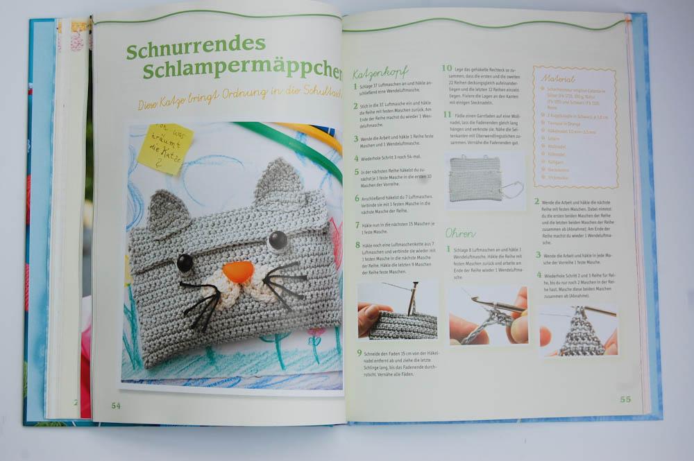 Häkel mit! - Neue Ideen aus der Kinderhäkelschule häkel mit! Buchbesprechung: Häkel mit! Neue Ideen aus der Kinderhäkelschule