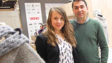 Carlos und Gabriel Lopez Studio Yarn Gabriele und Carlos Lopez im Interview über ihre Studio Yarn-Handstrickgarne