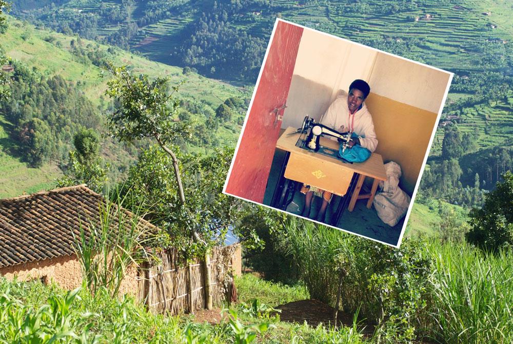 """Intombi - einfädeln bitte Titelbild intombi INTOMBI-PROJEKT """"Einfädeln bitte"""" – Mädchen in Ruanda lernen nähen für eine bessere Zukunft"""