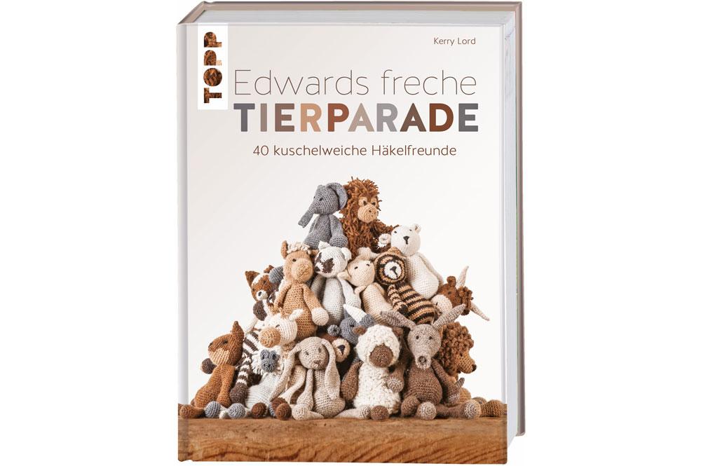 Edwards freche Tierparade - das Buch