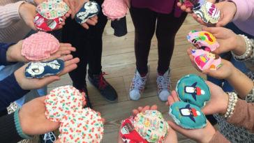 Nähen und Stricken für Kinder // Foto: brinarina