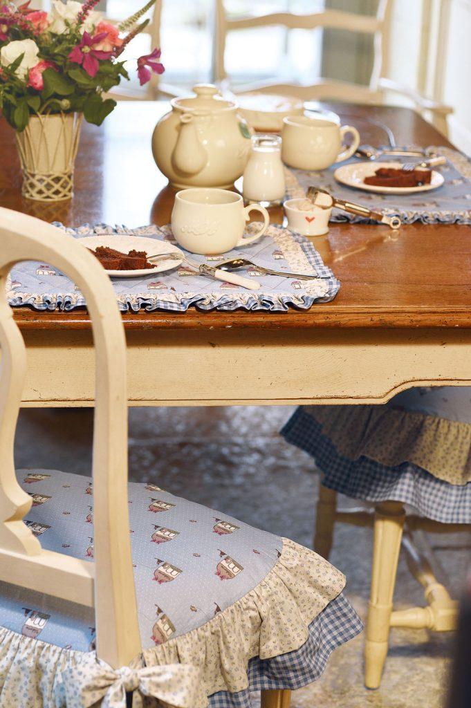 Tischset selber nähen topflappen 10 tolle Strick-, Häkel- und Nähanleitungen für Küche und Haushalt