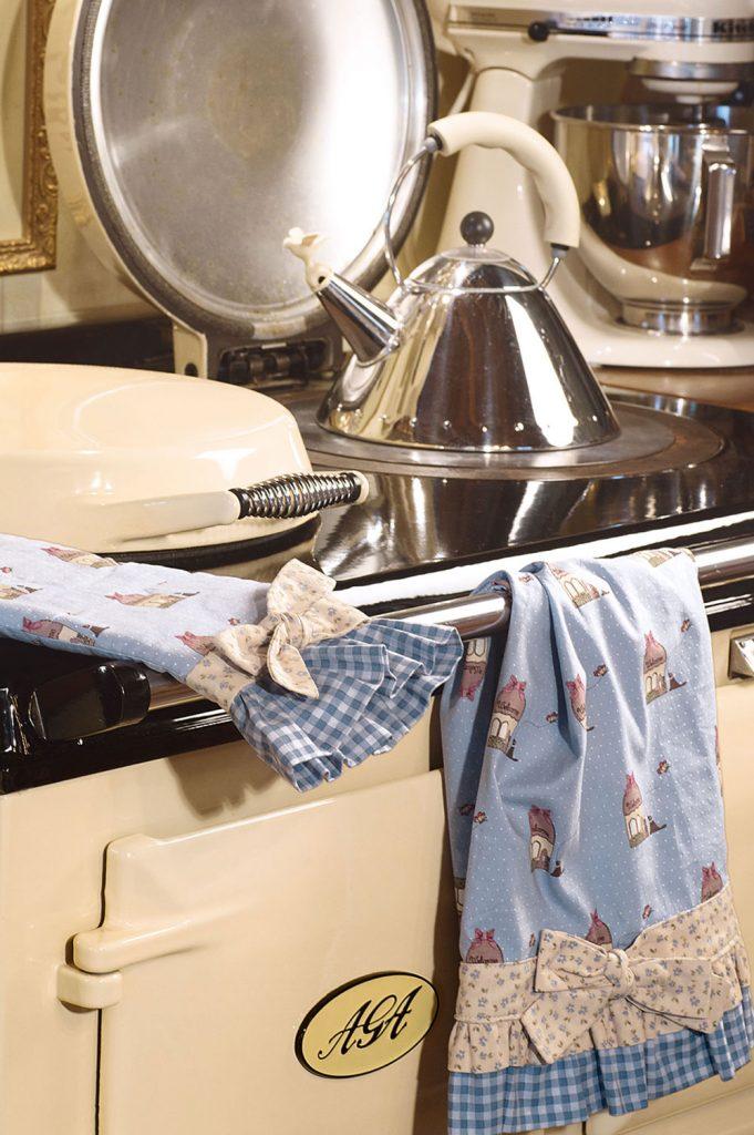 Geschirrtuch selber nähen topflappen 10 tolle Strick-, Häkel- und Nähanleitungen für Küche und Haushalt