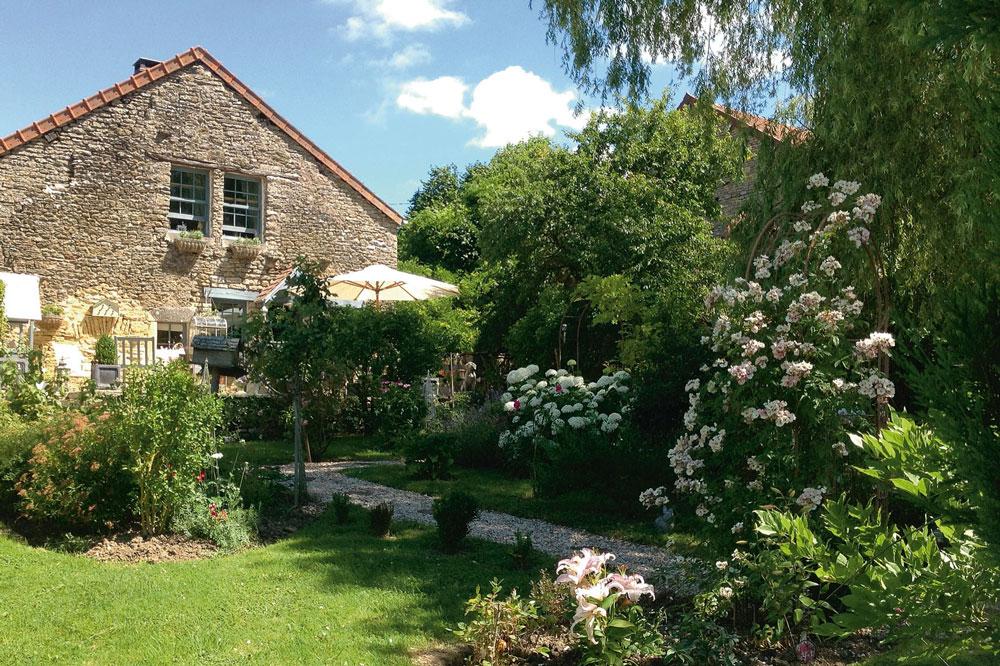 Véro's World - Cottage im Burgund Véronique Requena entwirft Véro's World by Gütermann