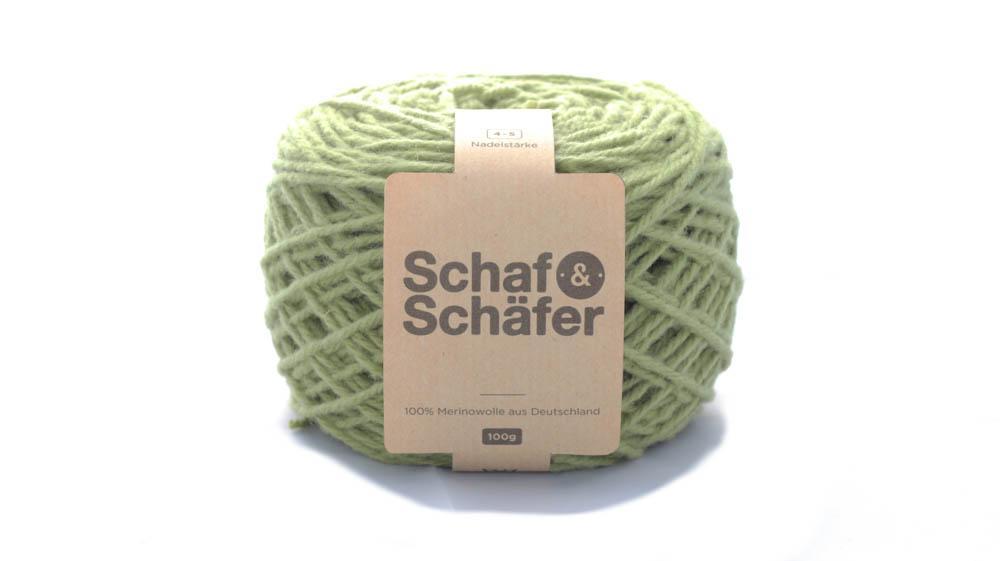 Nachhaltige Wolle von Schaf & Schäfer Nachhaltige Wolle mit Schaf & Schäfer
