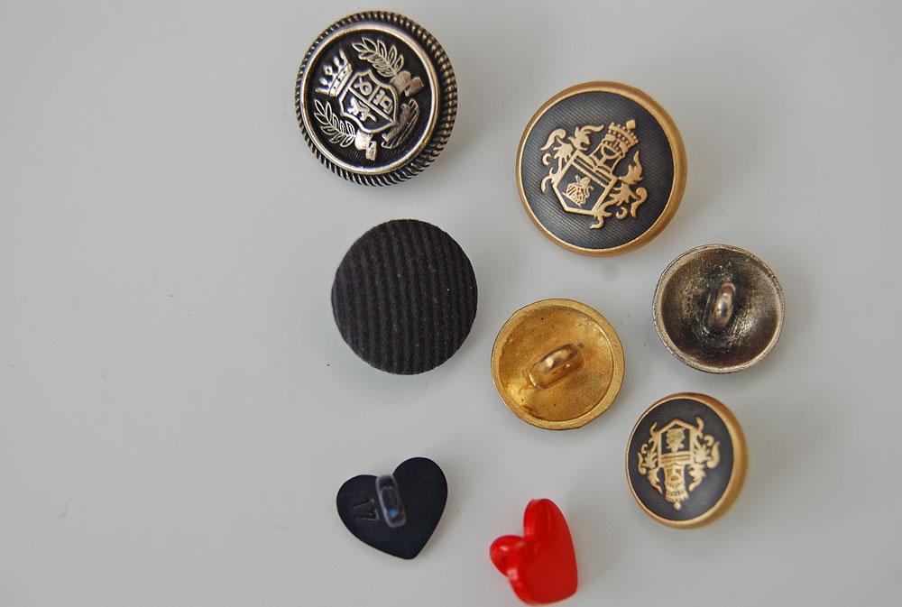Ösenknöpfe knopf Zugeknöpft – Der Knopf, Verschluss und Dekoration