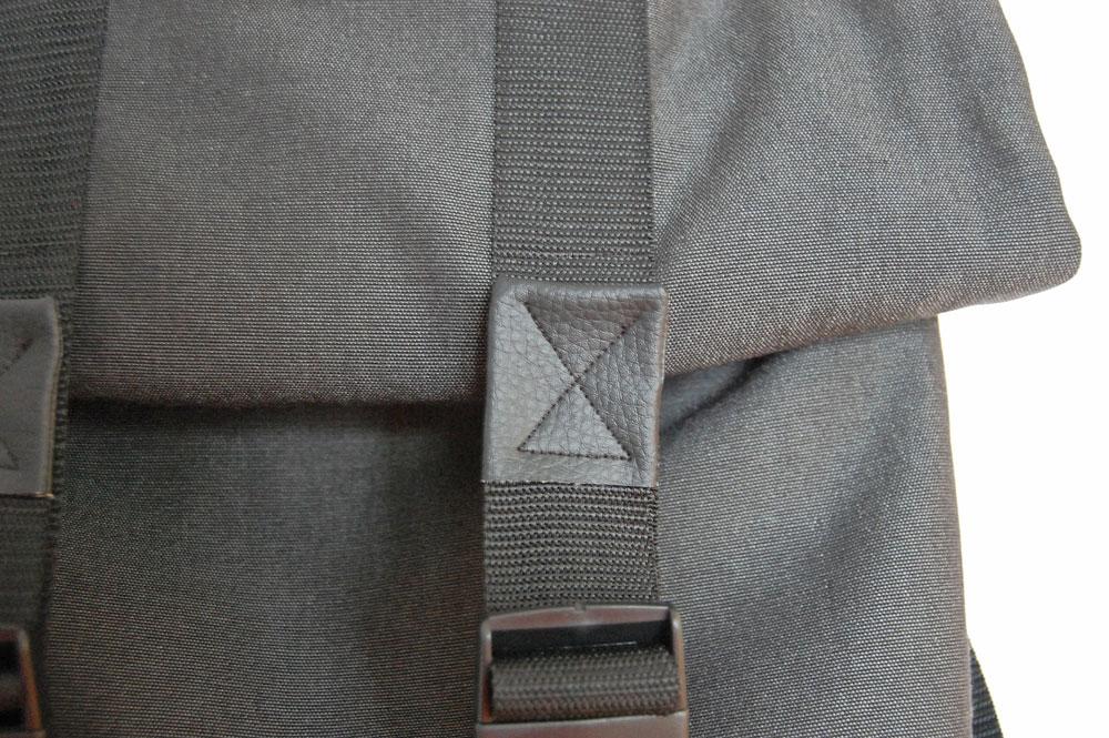Rucksack nähen - Lederenden rucksack nähen Rucksack nähen – Anleitung Schritt für Schritt