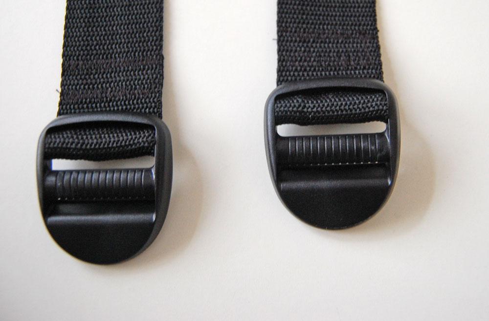 Rucksack nähen - Leiter-Schnallen rucksack nähen Rucksack nähen – Anleitung Schritt für Schritt