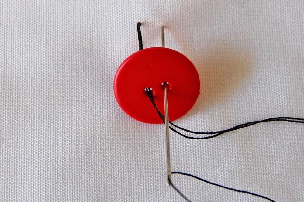 knopf annähen Zugeknöpft – Knopf annähen – So einfach geht es.
