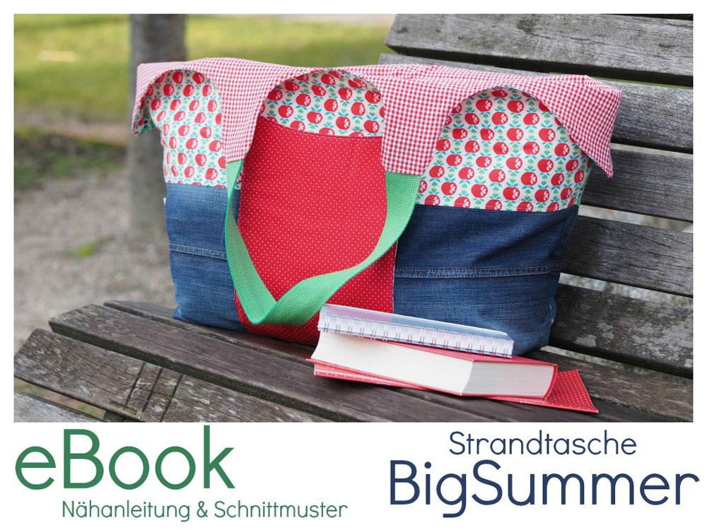Verlosung Taschen EBook BigSummer _ Keko-Kreativ Verlosung: Taschen EBook BigSummer von Keko-Kreativ