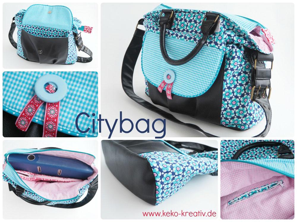 Verlosung EBook Citybag - Keko-Kreativ ebook citybag Verlosung: Taschen EBook Citybag von Keko-Kreativ