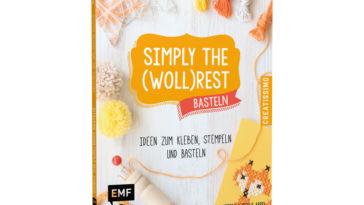 Simply the (Woll)Rest basteln - Titelbild simply the (woll)rest Buch Simply the (Woll)Rest Basteln von Verena Woehlk Appel