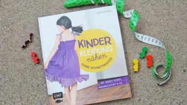 Kinderkleidung nähen ohne Schnittmuster - Titelbild