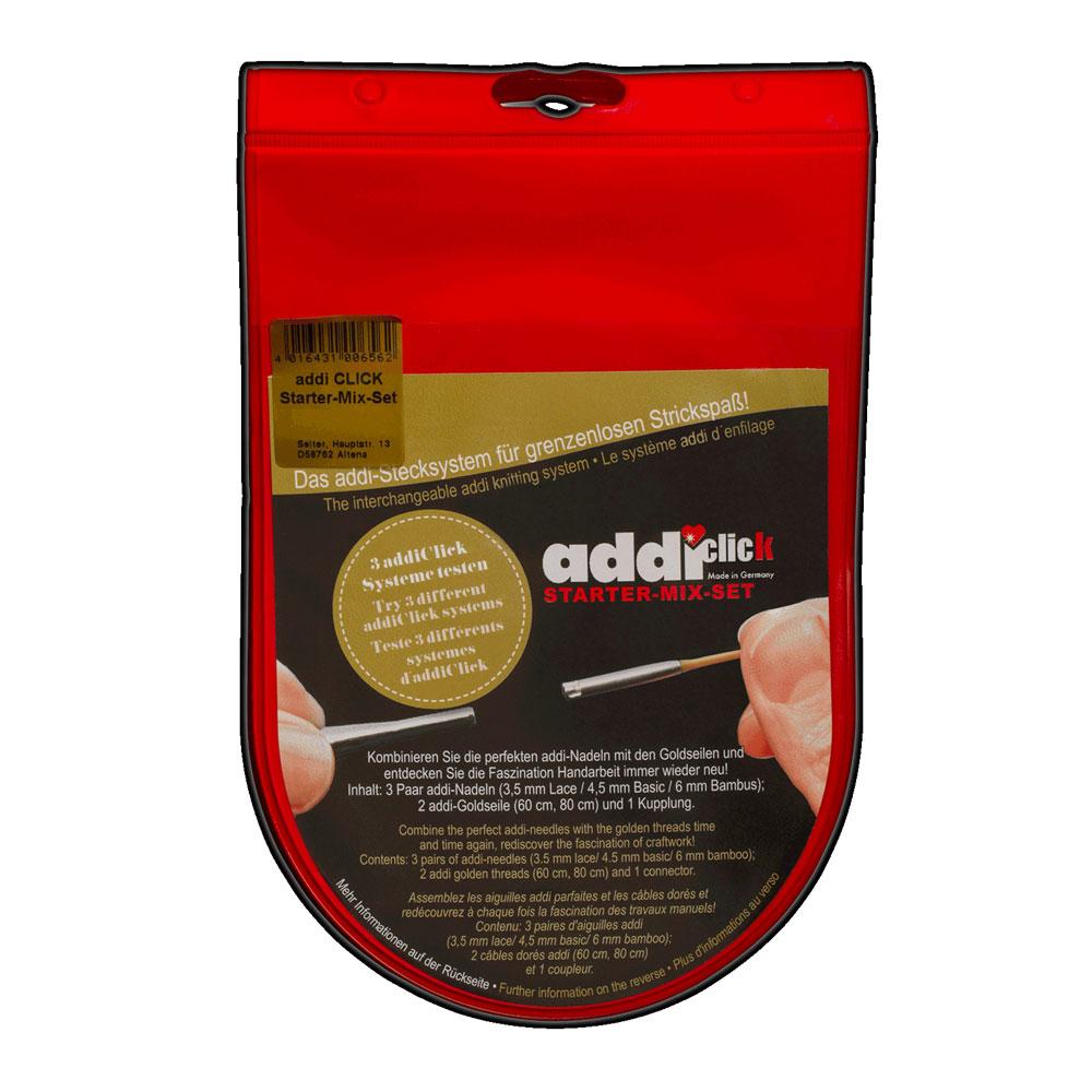 addiClick Starter-Set addiclick starter-set Verlosung: addiClick Starter-Set für Strickspaß ohne Grenzen