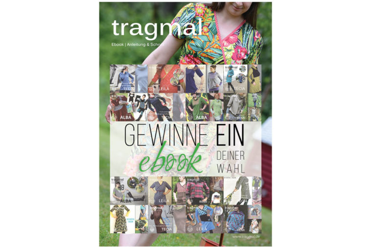 tragmal Verlosung: tragmal-EBook nach Wahl