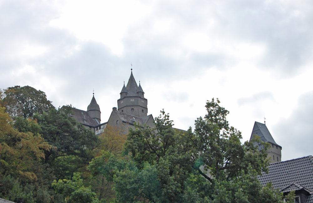 Werksbesichtigung bei addi - Burg Altena