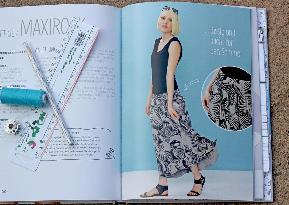 Jersey nähen – Easy Basics von Julia Korff