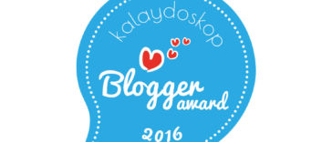 Kalaydoskop Blogger-Award