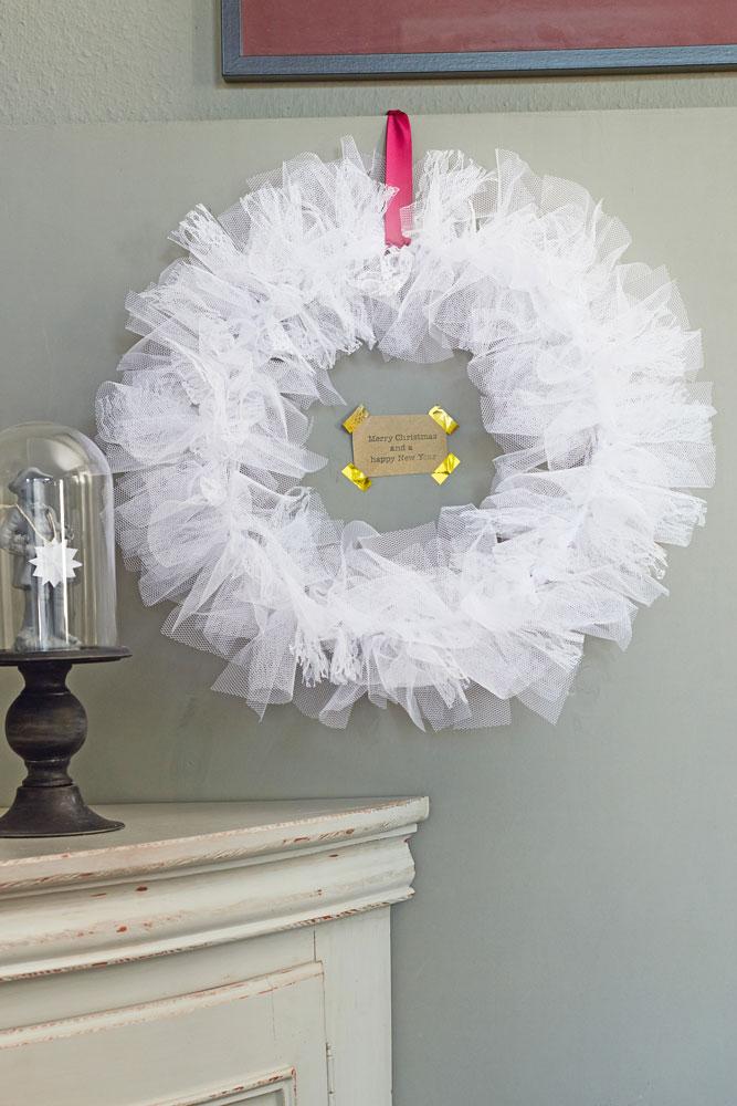 Nikolausstiefel aus Packpapier christmas stocking Tutorial: Christmas stocking made of paper