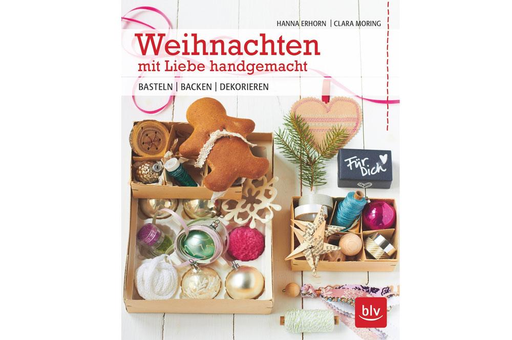 Nikolausstiefel aus Packpapier - Buch Weihnachten mit Liebe handgemacht christmas stocking Tutorial: Christmas stocking made of paper