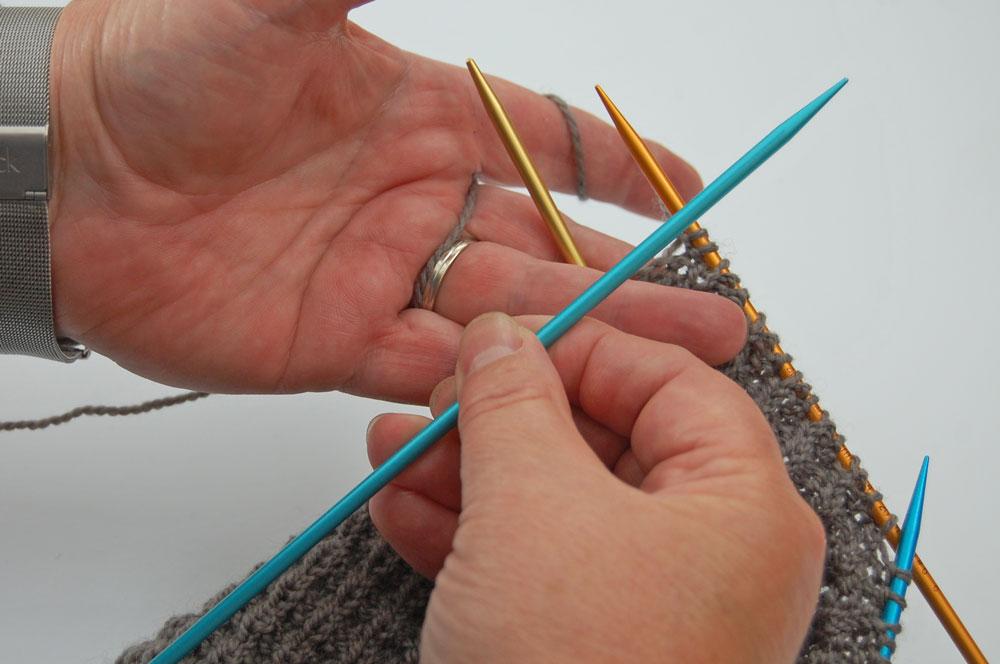 addi Colibris - richtige Nadelspitze vorne