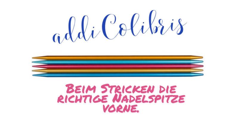 addiColibris - Titelbild