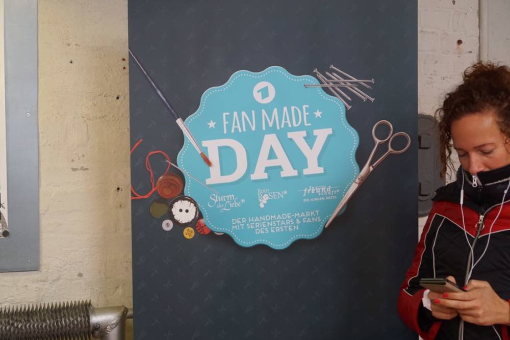 fan made day hello handmade 2016
