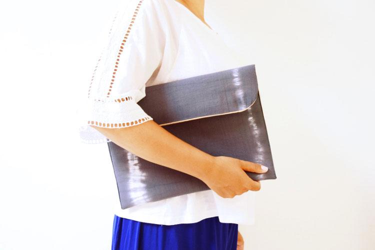 Geschenke nähen - Laptop-Tasche DIYMode