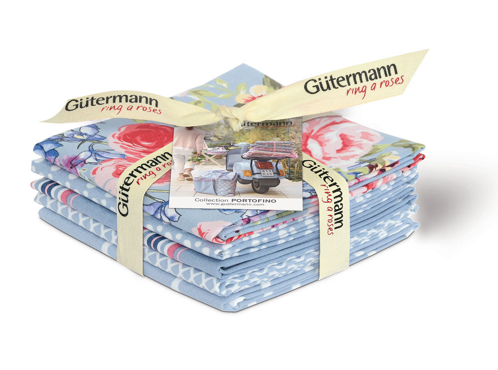 Geschenke für Nähfans - Fat Quater Bundle
