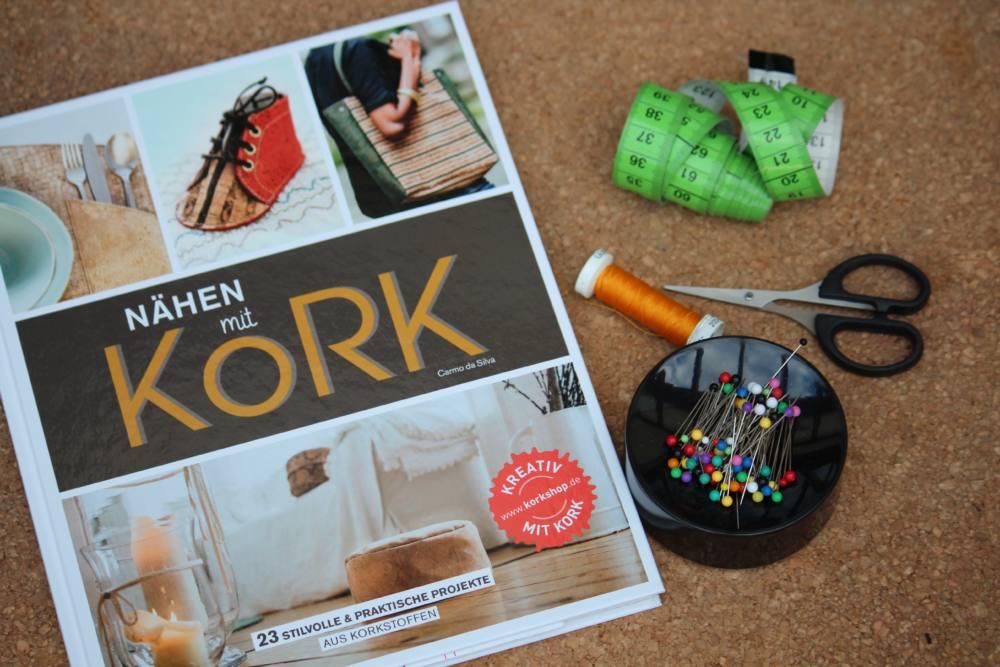 Das Handarbeitsbuch - 12 Buchempfehlungen - Nähen mit Kork handarbeitsbücher Das Handarbeitsbuch – 12 Buchempfehlungen