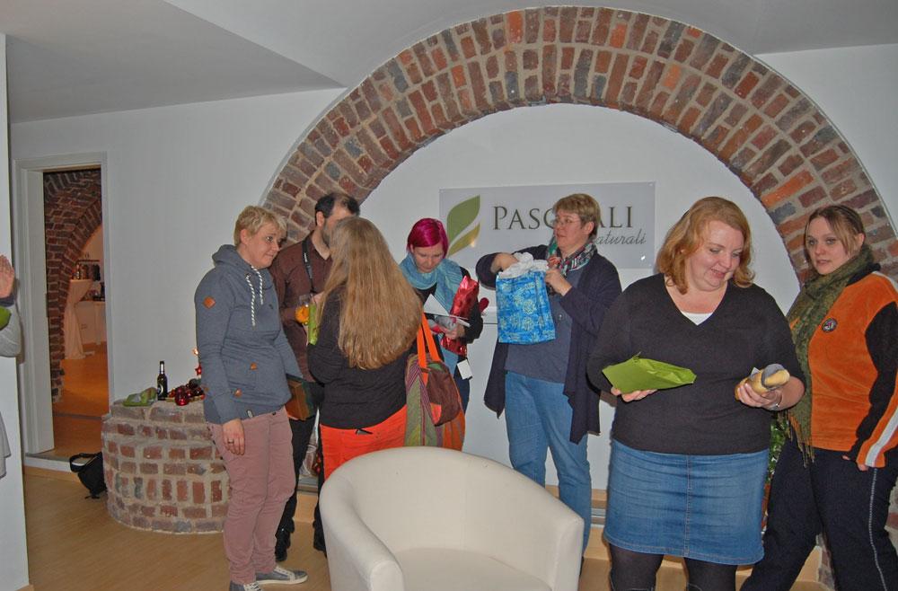 Pascuali - Wichteln der Färberinnnen