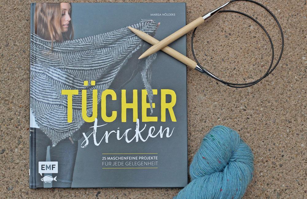Das Handarbeitsbuch - 13 Buchempfehlungen - Tücher stricken handarbeitsbücher Das Handarbeitsbuch – 12 Buchempfehlungen