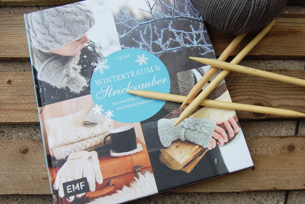 Das Handarbeitsbuch - 12 Buchempfehlungen - Wintertraum und Strickzauber handarbeitsbücher Das Handarbeitsbuch – 12 Buchempfehlungen