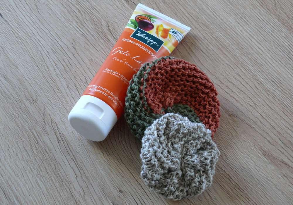 Tawashi-Kit - Ideen in Strick