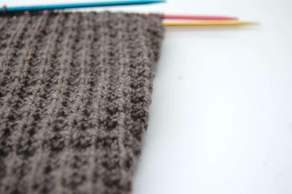 Pullover stricken - Zunahmen Ärmel