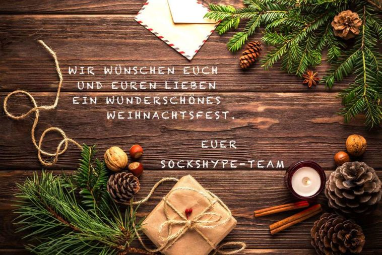 Frohes Weihnachtsfest Ein frohes Weihnachtsfest