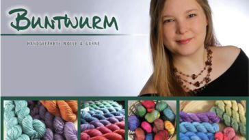 Nicole Seelbach - Buntwurm - Titelbild